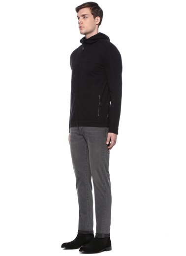 John Varvatos Star USA Sweatshirt Siyah